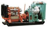 高圧Oillessピストン空気圧縮機