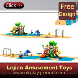 Ce Competitive Standard Kids Outdoor Children Playground (X1502-2)