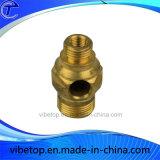 大量生産の黄銅CNCの機械化の部品