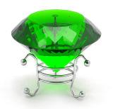 결혼식 호의 또는 반환 선물 Handmade 수정같은 다이아몬드