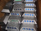 Cat Eyes intégré le goujon de la route d'aluminium réfléchissant de verre