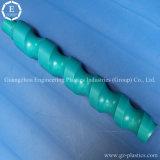 Espiral de nylon modificado para requisitos particulares profesional del cenador PA66 del tornillo del aceite de Mc