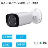 Dahua 2MP 1080P Hdcvi IRの弾丸の保安用カメラ{Hac-Hfw1200r-Vf-Ire6}