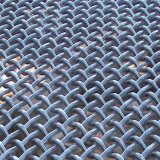 Fabrik produziert 45mn gesponnenen vibrierenden quetschverbundenen 65mn Maschendraht