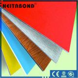 Panneau composé en aluminium en bois pour la décoration de mur avec le meilleur prix