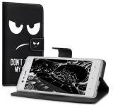 Caja ULTRAVIOLETA del teléfono de la carpeta de la impresión para Nokia 3