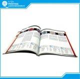 Stampa commerciale del catalogo dello scomparto di colore professionale