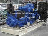 50kVA 40kw 대기 비율 영국 Pekins 엔진 침묵하는 디젤 엔진 발전기