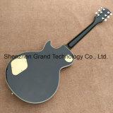 Ace Frehley guitare/Signature de l'Ébène poutre Ace Frehley 3 pickups guitare électrique/Corps acajou Lp de l'érable de la flamme de la guitare (BPL-133)