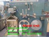 Câmara de ar laminada maquinaria do dentífrico que faz a máquina