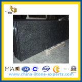 Countertop van het Graniet van de Vlinder van China Blauwe voor Keuken en Badkamers