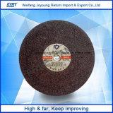 Высокая Safeness волоконно-отрезного диска для металлических отрезать колеса