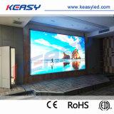 HD P2.5 farbenreiche Mietinnen-LED-Bildschirmanzeige