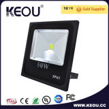Precio al aire libre del reflector del poder más elevado LED
