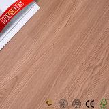 Planche 1.5mm de plancher de vinyle de PVC pour la salle de bains