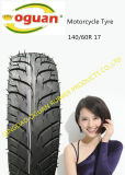 内部管(300-17)が付いているゴム製タイヤのオートバイのタイヤ