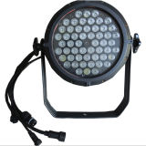 Großhandelspreis 54PCS 3W RGBW LED wasserdichtes NENNWERT Licht
