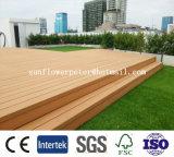 Cerca plástica de madeira ao ar livre da parede Panel/WPC do composto Decking/WPC de WPC