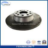 Accesorios de coche piezas del freno de rotor de freno de disco para Skoda
