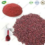 Supplément à la nutrition Pure organique Couleurs d'aliments naturels Monascus extraits rouge