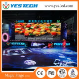 結婚披露宴か段階または展覧会専門LEDのダンス・フロア