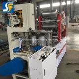 El color de alta velocidad plegable impreso el repujado Precio Máquina de servilleta de papel