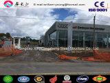 A Norma Ce edifícios, Showroom da estrutura de aço com parede de vidro (W-001)