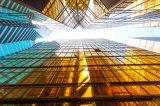 Rénovation économique en acier à grande hauteur Construction murale / Maison au soleil