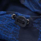 Mann-heller im Freien wasserdichter Winter-windundurchlässiger beiläufiger Form-Umhüllungen-Mantel