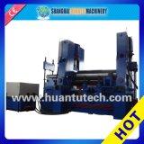 W11s 유압 CNC 강철 플레이트 회전 기계