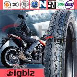 Types d'alimentation directement en usine de pneus pour motos de Pattern 300-16