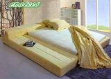 Möbel-zeitgenössisches Bett des Schlafzimmer-B09 für Mädchen