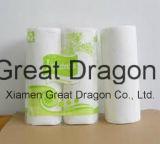 꽃 (GD-KP001)를 가진 24장의 거대한 Rolls 선택하 크기 백지 수건