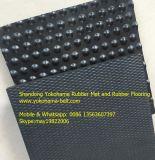 Estera de goma antirresbaladiza del suelo hecha en Shandong Yokohama China