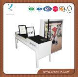 2015 Hot Sale! Salon d'exposition en bois avec impression numérique