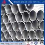 ASTM 304 ovale tube sans soudure en acier inoxydable