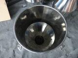Tolva 5L-500L de la abrazadera del acero inoxidable