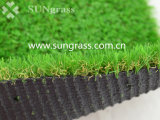 gazon de synthétique de 25mm pour le jardin ou l'horizontal (SUNQ-HY00163)