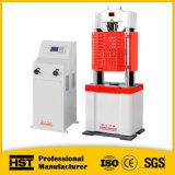 Universal resistencia hidráulica Máquina de ensayo de cizallamiento de flexión compresión 100 kn