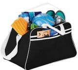 Рекламные материалы индивидуальные дешевого стрелкового спорта Duffel Bag для женщин Sh-16031603