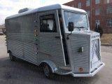 Camion mobili elettrici dell'alimento per ghiaccio Cream/BBQ/Snack