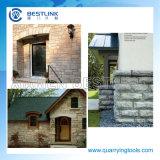 Setas acabado decorativo de la pared de piedra de Split Máquina