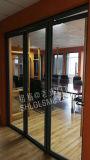 Tempered изолированное стальное стеклянное изготовление дверей двери