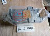 705-51-30710. ---Delen van de Pomp van het Werk van de Machine van de Aarde van de Pomp van de Leiding van de Pomp van het Toestel van de Lader Wa430 van het Wiel van Japan de Hydraulische Bewegende