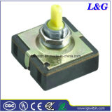 Vitesse de chauffage additionnel 3 sélecteur rotatif Micro contacteur d'éclairage (B3400)