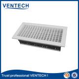 Anodisiertes Aluminiumzubehör-Luft-Doppelt-Ablenkungs-Gitter für HVAC-System