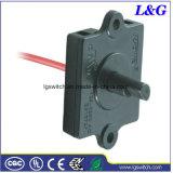 Contrôle de la puissance du ventilateur électrique 2 pôles 4 positions de l'interrupteur rotatif B3200