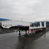 2 Wellen-niedriger Bett-Schlussteil 40 Tonnen-niedriger Bett-halb Schlussteil-LKW-niedriger Bett-Schlussteil-niedriger Bett-LKW-Schlussteil