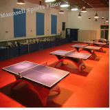 PVC Indoor Sports laminés pour les courts de tennis de table