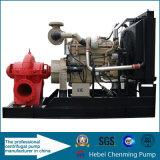 수평한 단단 원심 물 양쪽 흡입 쪼개지는 케이싱 펌프